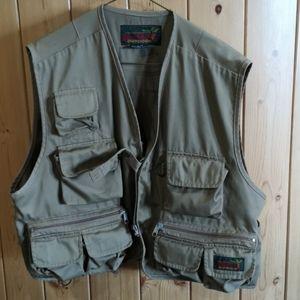 Bushline Outdoors fishing vest